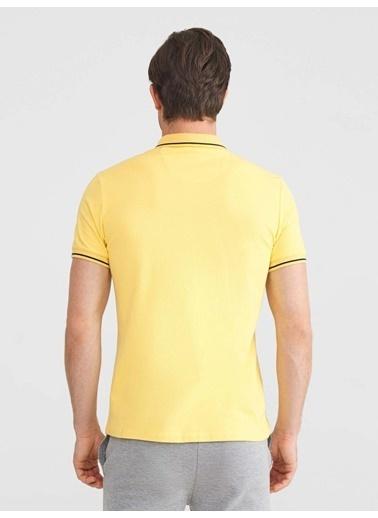 MCL Tişört Sarı